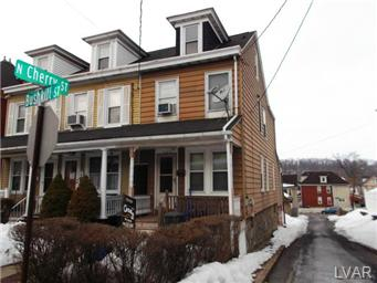 Rental Homes for Rent, ListingId:27170106, location: 1229 Bushkill Street Easton 18042