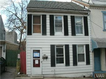 Rental Homes for Rent, ListingId:27170146, location: 330 North Hall Street Allentown 18102