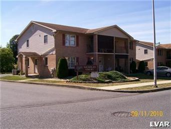 Rental Homes for Rent, ListingId:27220643, location: 11 Milford Court Palmer Twp 18045