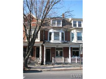 Rental Homes for Rent, ListingId:27242454, location: 113 rental East Broad Street Bethlehem 18018
