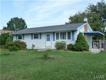 Real Estate for Sale, ListingId: 28952456, Bethlehem,PA18017