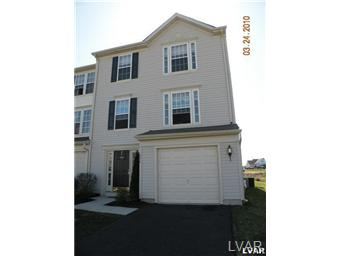 Rental Homes for Rent, ListingId:27295306, location: 4526 Jasmine Drive Upper Saucon 18034