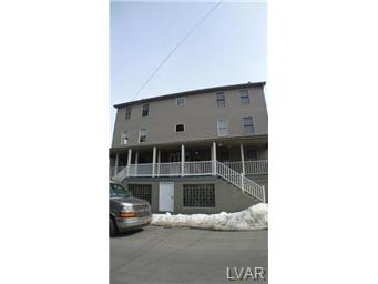 Rental Homes for Rent, ListingId:27326697, location: 211 South 1st Street Slatington 18080
