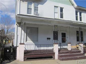 Rental Homes for Rent, ListingId:27357178, location: 1417 Lehigh Street Easton 18042