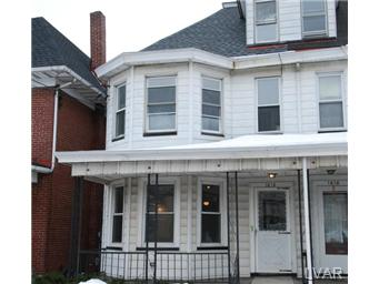 Rental Homes for Rent, ListingId:27444780, location: 1816 Freemansburg Avenue Easton 18042