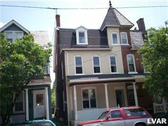 Rental Homes for Rent, ListingId:27457149, location: 73 West Goepp Street Bethlehem 18018