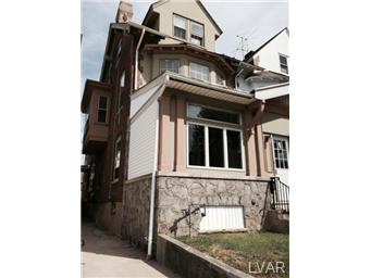 Rental Homes for Rent, ListingId:29400464, location: 225 North 17Th Street Allentown 18104