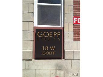 Rental Homes for Rent, ListingId:27477965, location: 18 West Goepp Bethlehem 18018