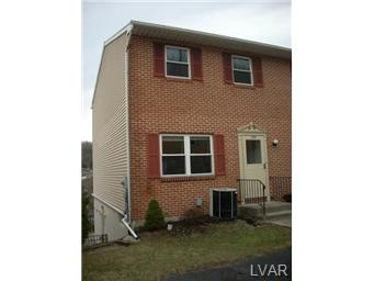 Rental Homes for Rent, ListingId:27497702, location: 1308 Jeter Avenue Bethlehem 18015