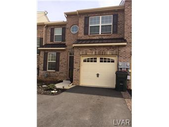 Rental Homes for Rent, ListingId:27497593, location: 244 Milkweed Drive Allentown 18104