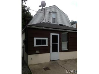 Rental Homes for Rent, ListingId:27509518, location: 225 East Maple Street Allentown 18109