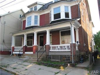 Rental Homes for Rent, ListingId:27549071, location: 516 Carlton Avenue Bethlehem 18015