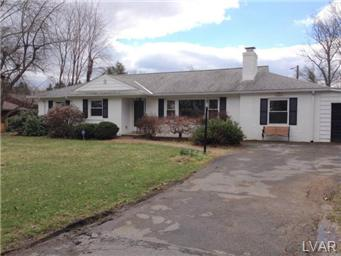 Rental Homes for Rent, ListingId:27561577, location: 3310 Oxford Circle Allentown 18104
