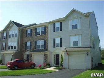 Rental Homes for Rent, ListingId:27616199, location: 4011 Clubhouse Court Upper Saucon 18034