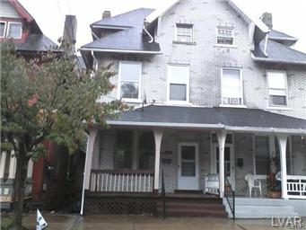 Rental Homes for Rent, ListingId:27623001, location: 723 Cherokee Street Bethlehem 18015