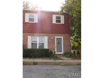 Rental Homes for Rent, ListingId:27639902, location: 1148 Driver Place Allentown 18106