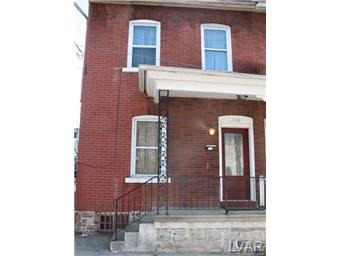 Rental Homes for Rent, ListingId:27680000, location: 110 Raspberry Street Bethlehem 18018