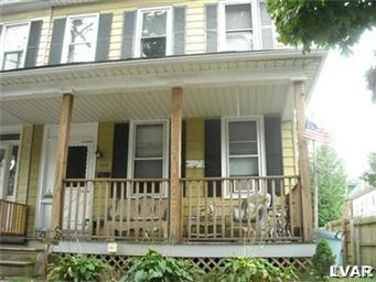 Rental Homes for Rent, ListingId:27690485, location: 309 South 14th Street Easton 18042