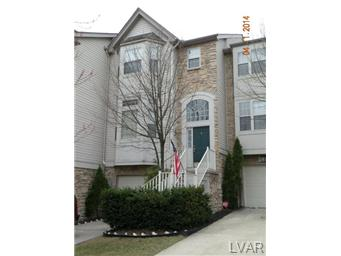 Rental Homes for Rent, ListingId:27690375, location: 4110 Lalique Drive Upper Saucon 18034