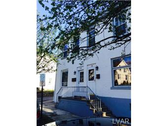 Rental Homes for Rent, ListingId:27690411, location: 118 East North Street Bethlehem 18018