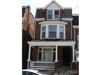 Rental Homes for Rent, ListingId:27729151, location: 441 North 4th Street Allentown 18102