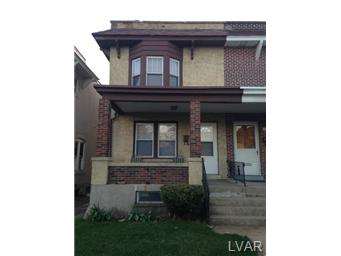 Rental Homes for Rent, ListingId:27729156, location: 1112 8Th Street Allentown 18103