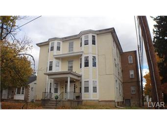 Rental Homes for Rent, ListingId:27729169, location: 530 High Street Bethlehem 18018