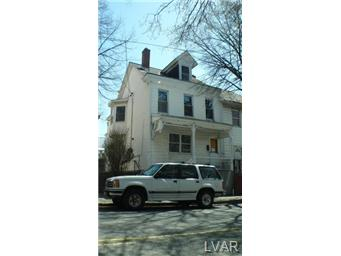 Rental Homes for Rent, ListingId:27729172, location: 431 North 2nd Street Allentown 18102