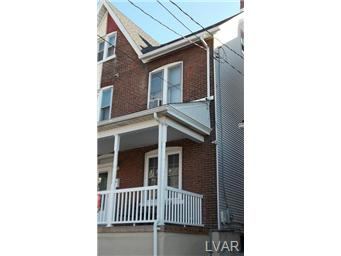 Rental Homes for Rent, ListingId:27735949, location: 918 East 5th Street Bethlehem 18015