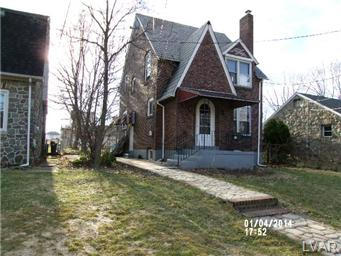 Rental Homes for Rent, ListingId:27787969, location: 615 James Street Easton 18042