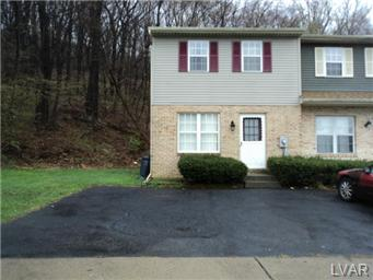 Rental Homes for Rent, ListingId:28044104, location: 2914 Rhonda Lane Allentown 18103
