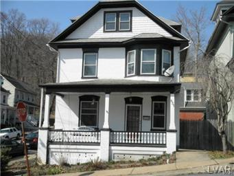 Rental Homes for Rent, ListingId:28116629, location: 831 West Burke Street Easton 18042