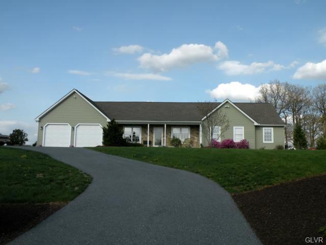 Ranch, Detached - Weisenberg Twp, PA (photo 1)