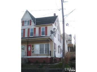Rental Homes for Rent, ListingId:28359993, location: 457 West Church Street Slatington 18080