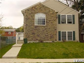 Rental Homes for Rent, ListingId:28461522, location: 610 South Fawn Street Allentown 18103