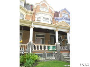 Rental Homes for Rent, ListingId:29400470, location: 1624 West Chew Street Allentown 18102