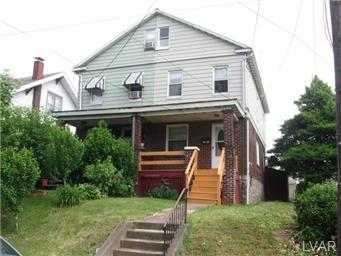 Rental Homes for Rent, ListingId:28710621, location: 2116 Butler Street Easton 18042