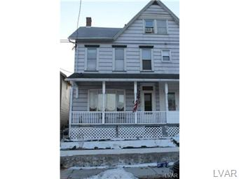 Rental Homes for Rent, ListingId:28748306, location: 1330 Washington Avenue Northampton 18067