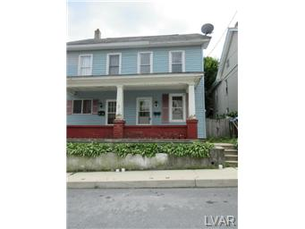 Rental Homes for Rent, ListingId:28757522, location: 123 Jamestown Street Lehighton Borough 18235