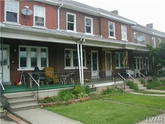 Rental Homes for Rent, ListingId:28770678, location: 2053 West Liberty Street Allentown 18104