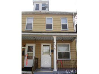 Rental Homes for Rent, ListingId:28798860, location: 203 East Nesquehoning Street Easton 18042