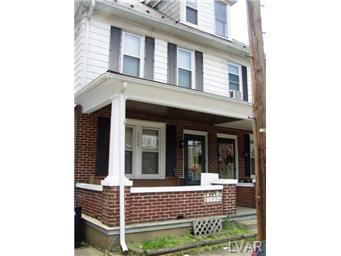 Rental Homes for Rent, ListingId:28807867, location: 1554 Ferry Street Easton 18042