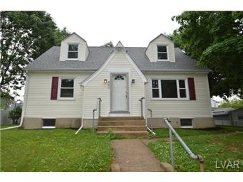 Rental Homes for Rent, ListingId:28834540, location: 825 North Oswego Street Allentown 18109