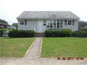 Real Estate for Sale, ListingId: 28961769, Bethlehem,PA18018