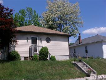 Real Estate for Sale, ListingId:30325472, location: 2713 Limestone Street Coplay 18037