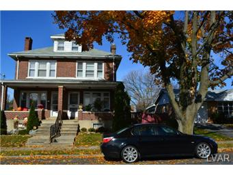 Rental Homes for Rent, ListingId:29027404, location: 1729 Greenleaf Street Allentown 18104