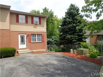 Rental Homes for Rent, ListingId:29035270, location: 31 Armour Court Allentown 18103