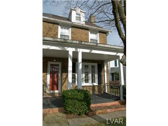 Rental Homes for Rent, ListingId:29035271, location: 531 North Circle Bethlehem 18018