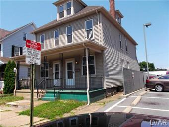 Rental Homes for Rent, ListingId:29050677, location: 1521 Northampton Street Easton 18042