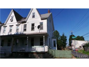 Rental Homes for Rent, ListingId:29058795, location: 323 Folk Street Easton 18042